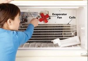 روش های تعمیر یخچال الکترواستیل