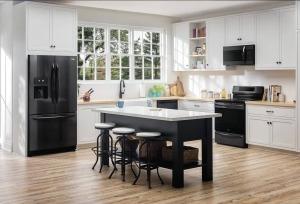 آشپزخانه ای به سبک فریجیدر