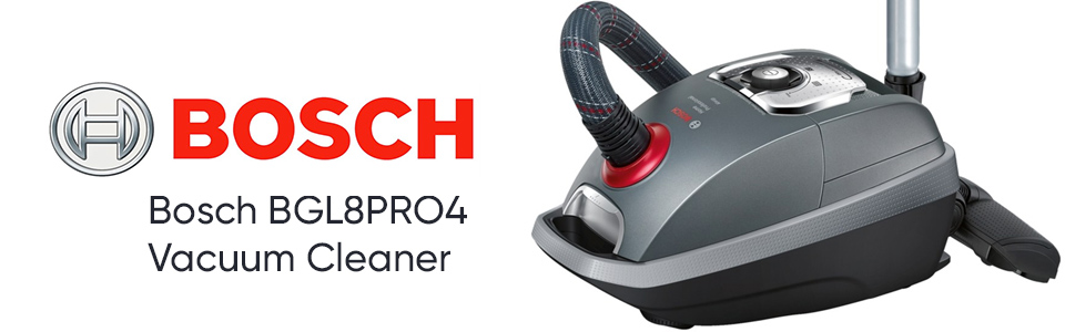 Bosch BGL8PRO4 Vacuum Cleaner