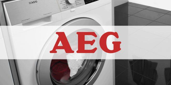 تعمیرگاه مجاز لباسشویی آاگ AEG