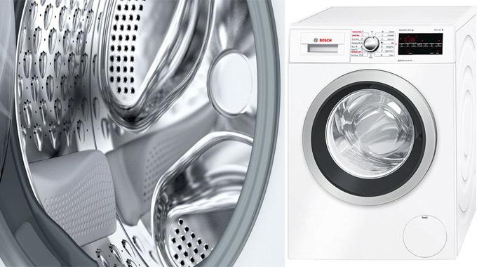 انواع ماشین لباسشویی بوش
